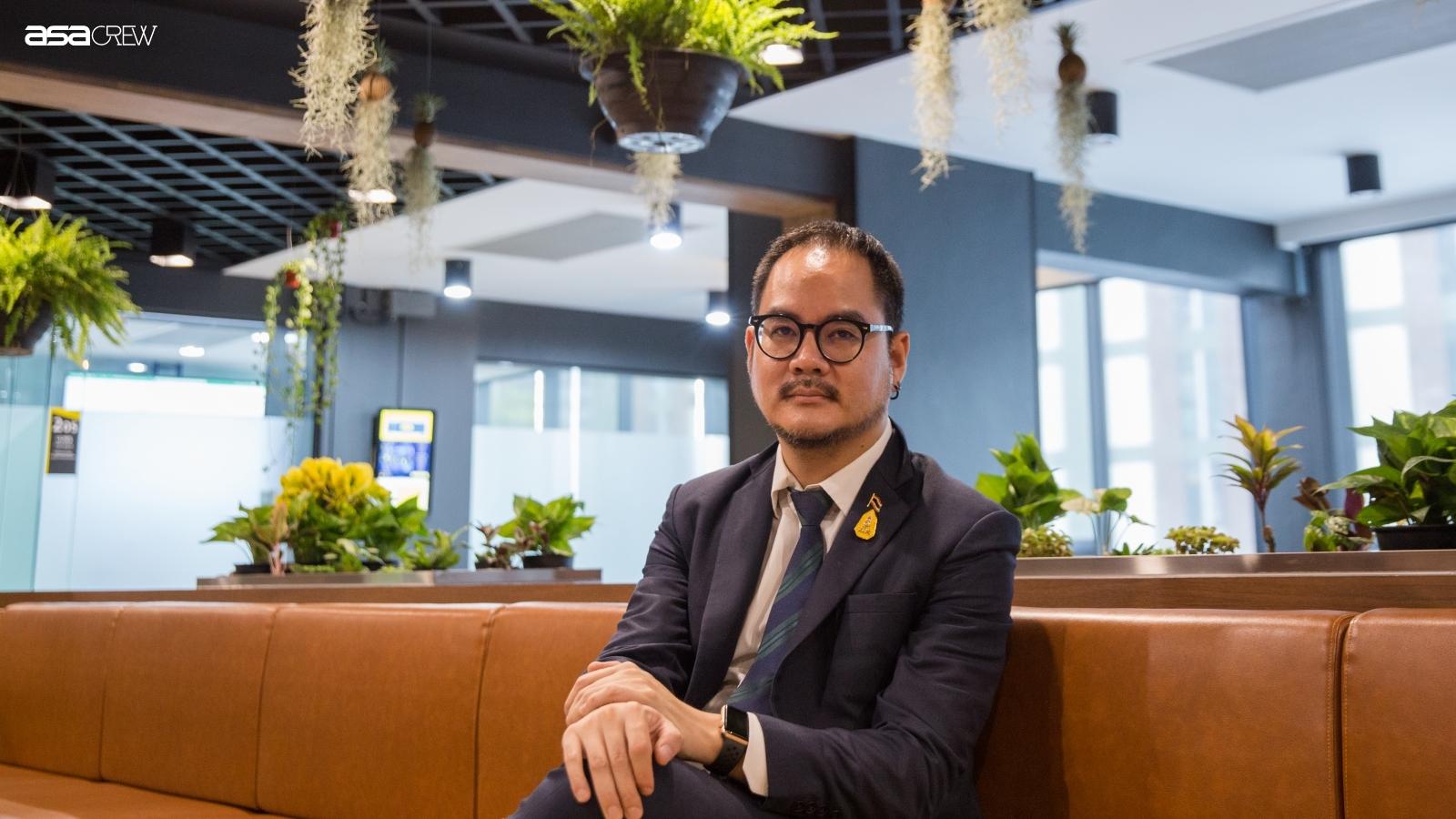 Interview: ดร.นนท์ อัครประเสริฐกุล ฝ่ายส่งเสริมเมืองอัจฉริยะ สำนักงานส่งเสริมเศรษฐกิจดิจิทัล